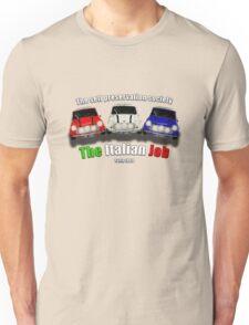 Mini Coopers 1969 Unisex T-Shirt