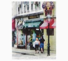 Newport RI - Mary Street Baby Tee