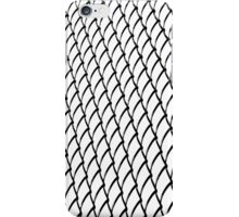 Chain Link on White  iPhone Case/Skin