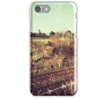 Rustic Countryside  iPhone Case/Skin