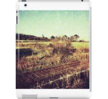 Rustic Countryside  iPad Case/Skin