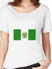 Flag of Rhodesia Women's Relaxed Fit T-Shirt