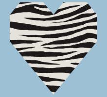 0327 Ivory Tiger Kids Tee