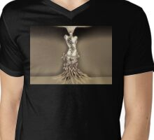 Roots of pain Mens V-Neck T-Shirt