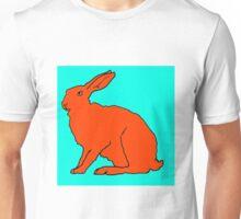 Oranger  Hase Unisex T-Shirt