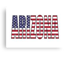 Arizona. Canvas Print