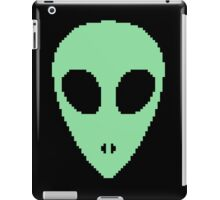 Alien Pixel iPad Case/Skin
