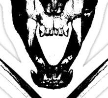 Death Valley Logo Sticker