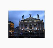 Lviv Opera House at twilight Unisex T-Shirt