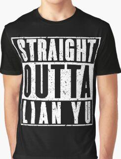 Straight Outta Lian Yu Graphic T-Shirt