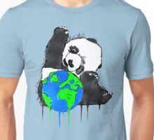 Earth Day Panda Unisex T-Shirt