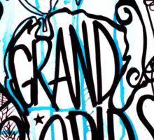 Grand Rapids Sticker