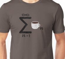Infinite Coffee Unisex T-Shirt