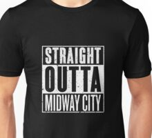 Straight Outta Midway City Unisex T-Shirt