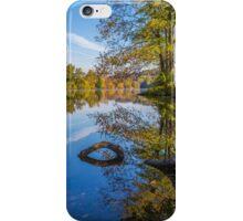 Peaceful Autumn iPhone Case/Skin