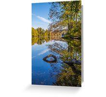 Peaceful Autumn Greeting Card