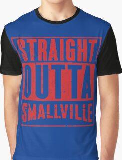 Straight Outta Smallville Graphic T-Shirt