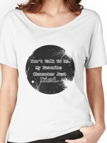 Dont  Women's Relaxed Fit T-Shirt