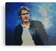 Force Solo Metal Print