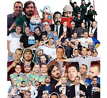 Impractical Jokers (Graphic T-Shirt) by LauraWoollin