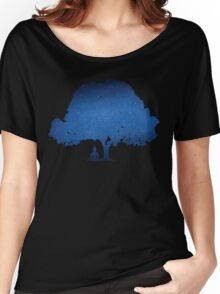 Beneath the Bodhi tree Women's Relaxed Fit T-Shirt