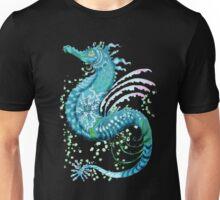 Winter Seahorse Unisex T-Shirt