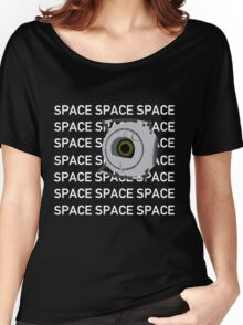 Space Core Women's Relaxed Fit T-Shirt