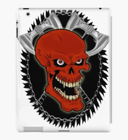 Blood Skull iPad Case/Skin