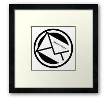 Spamvelope Framed Print