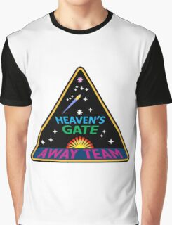 HEAVEN'S GATE Graphic T-Shirt