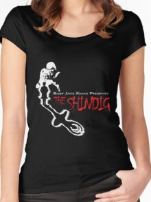 The Shindig Women's Fitted Scoop T-Shirt