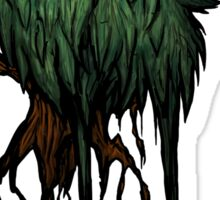 The Dendroling (The Old Willow Tree) Sticker