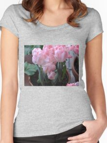 Pink Passion Women's Fitted Scoop T-Shirt