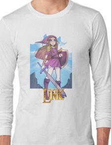 LEGEND OF LINK Long Sleeve T-Shirt