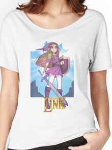 LEGEND OF LINK Women's Relaxed Fit T-Shirt