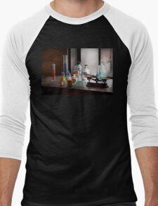 Science - Chemist - Chemistry Equipment  Men's Baseball ¾ T-Shirt