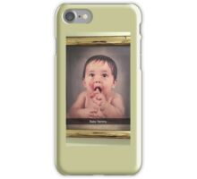 Baby Yammy iPhone Case/Skin