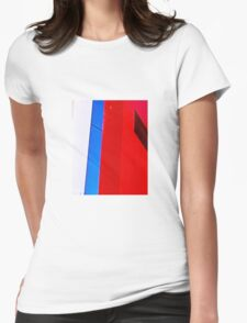 American Shutters Womens Fitted T-Shirt