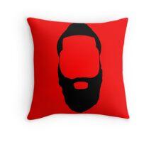 James Harden - Fear the Beard! Throw Pillow