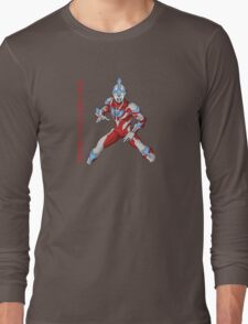 Ready Player One Ultra Man Long Sleeve T-Shirt