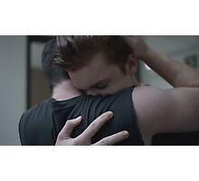 Gallavich Hug Photographic Print