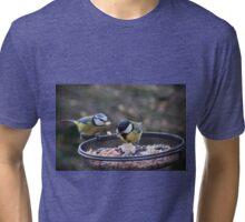 I don't like peanuts Tri-blend T-Shirt