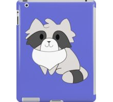 Chibi Raccoon iPad Case/Skin