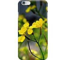 Ocean Flowers - Peaks Island Maine iPhone Case/Skin