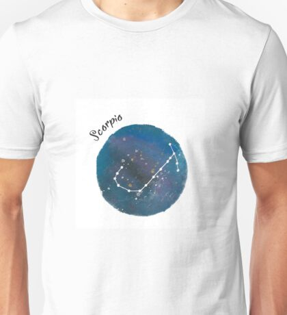scorpio galaxy  Unisex T-Shirt