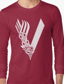 Barbas vikings Long Sleeve T-Shirt