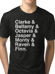 The 100 Team Tri-blend T-Shirt