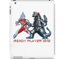 Ready Player One Mech Ultra iPad Case/Skin