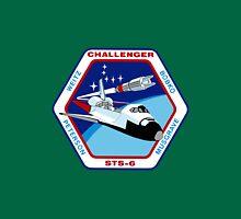 Space Shuttle Challenger (STS-6) Launch Unisex T-Shirt