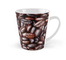 Black Brown Coffee Bean Cafe Beans Background Tall Mug